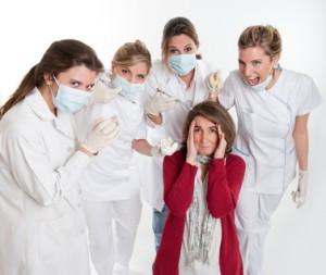 歯医者が怖い